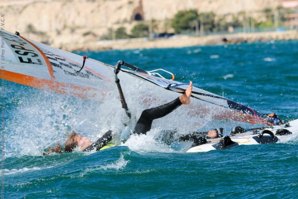 XI Trofeo Club Náutico Alicante Costa Blanca - Prueba Copa Autonomica Windsurf – Clases RACEBOARD – RS:X – BIC TECHNO293