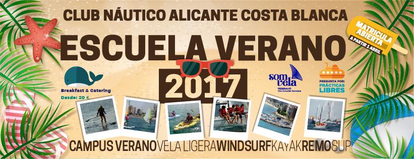 ESCUELA DEPORTES NÁUTICOS –  WINDSURF, KAYAK, VELA LIGERA, CAMPUS DE VERANO, PADDLESURF