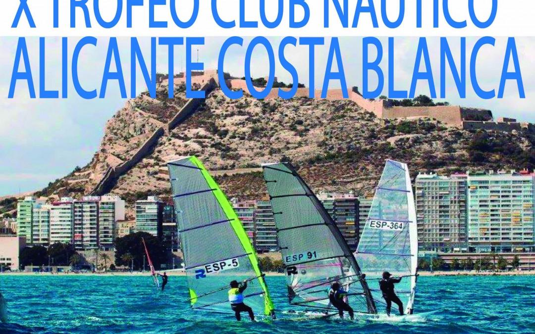 X TROFEO CLUB NÁUTICO COSTABLANCA