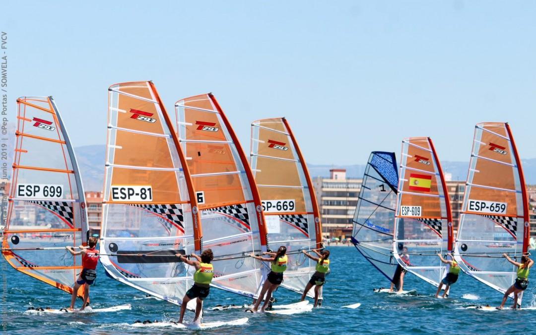 Regata Windsurf Valencia – 17 y 18 de abril. Remo Altea