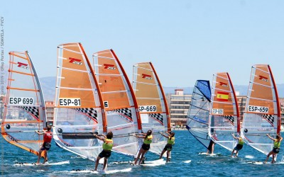 Regata Windsurf Valencia – 17 y 18 de abril. Remo Altea