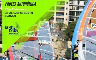 Trofeo Club Náutico Alicante Costa Blanca – Prueba Autonómica de Windsurf